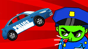 monster trucks for kids videos haunted monster trucks police cars vs evil monster truck kids