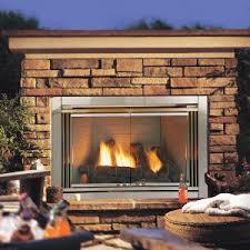 Modern Outdoor Gas Fireplace by Heat U0026 Glo Twilight Modern Fireplace Outdoor Living Nw Natural