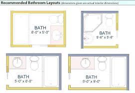 bathroom floor plan layout 29 ways to create smart small bathroom floorplan layouts ideas for