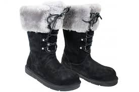 womens ugg montclair boots black ugg australia montclair womens black suede sheepskin boots