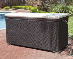 outdoor cushion storage box outdoor cushions pinterest outdoor