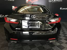 lexus rc 350 blacked out used 2016 lexus rc 350 2 door car in edmonton ab ld13964a