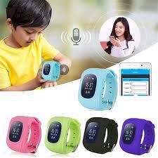 aliexpress location amzdeal q50 kid safe smart watch sos call location finder locator