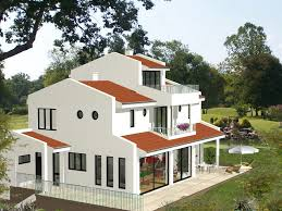 architectural home design by angelina moneva category private