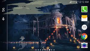 halloween live wallpaper free free android live wallpaper download