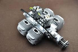4 cylinder engine dla 128cc 4 cylinder gasoline aircraft engine