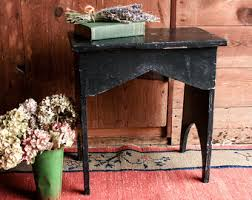 rustic wood bench etsy