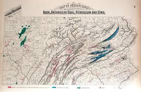 Map Of Pennsylvania by Explorepahistory Com Image