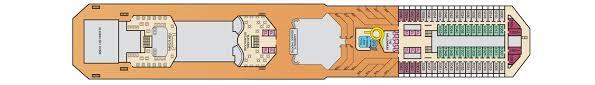 Carnival Freedom Floor Plan Carnival Freedom Love It Book It