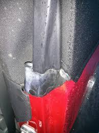 jeep wrangler water leak b pillar mucket leak jkowners com jeep wrangler jk forum