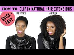 in extensions best install tutorial for hair clip in extensions