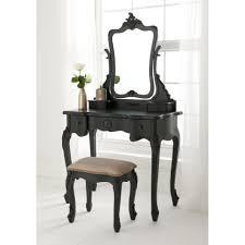 Antique Vanity With Mirror And Bench - bedroom design bedroom small vintage vanity table mirror bench