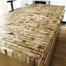 Best 25 Pallet Countertop Ideas On Pinterest Wood Kitchen