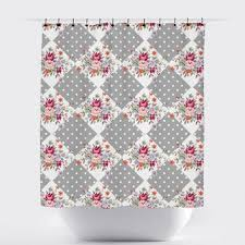 shop shabby chic shower curtains on wanelo