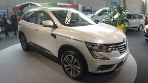 renault koleos 2017 renault koleos suv new model 2017 white colour