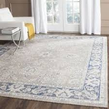 Powder Blue Area Rug Simone Rug In Indigo Room Foyers And Living Rooms