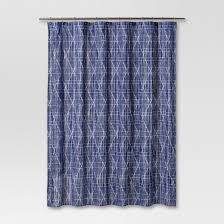 Hanging Curtains High And Wide Designs Shower Curtains U0026 Bath Liners Target