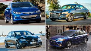 family car top 10 safest cars of 2017 the drive the drive