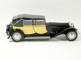 bugatti royale italeri bugatti royale double berlin