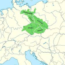 bohemia map picture information kingdom of bohemia map