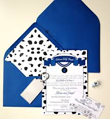 designer dalmatian themed baby shower invitations lepenn designs