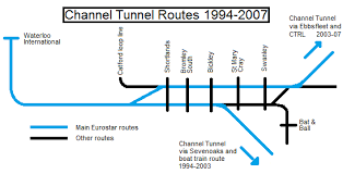 Metro Time Table Kent Route Study Part 3 Victoria Metro Services London