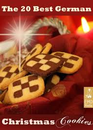 traditional german christmas cookies recipes and links to buy
