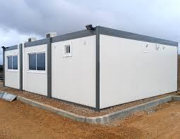 bureau préfabriqué bâtiment temporaire préfabriqué modulaire pour bureau solis