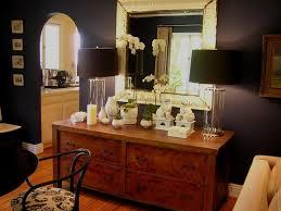 colori per sala da pranzo pareti azzurro rosa arredare casa