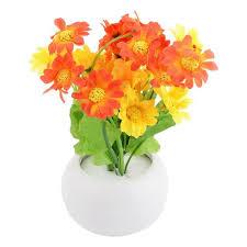 famille bureau cache pot céramique famille bureau emulational ornement fleur