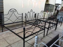 bedrooms superb wrought iron bed frame queen king size bedroom