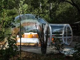 chambre insolite paca bulles des bois dormir dans une bulle nuit insolite paca var