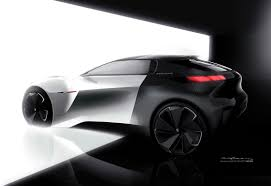 peugeot concept car peugeot fractal concept cars peugeot design lab