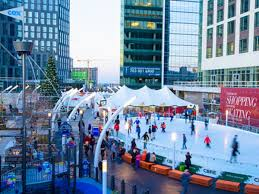 mapping 15 ice skating rinks in the d c metro area tysons