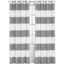 White And Grey Curtains How To Paint Curtains Infarrantly Creative