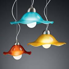 Nautical Pendant Lights Venetian Glass Pendant Lights Tequestadrum Com