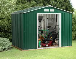 metal shed u0026 metal storage units england wales uk