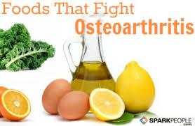 foods that fight osteoarthritis sparkpeople
