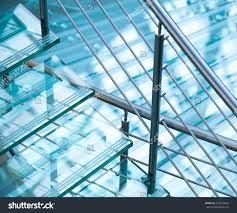 Famous Modern Interior Designers by Single Stainless Steel Glass Railing Stairs Living Modern Excerpt