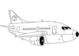 imagenes animadas de aviones dibujo de avión de dibujos animados para colorear dibujos para