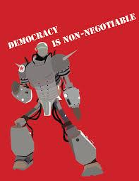 Liberty Prime Meme - illustration i just finished of liberty prime fallout