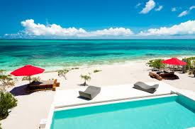 best turks and caicos beach vacation rentals and waterfront villas