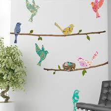 12 wall decal birds wall decals animal wall decals birds wall wall decal birds