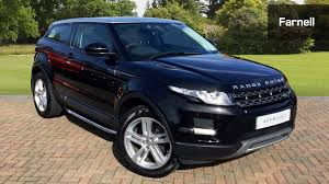 land rover range rover evoque coupe used land rover range rover evoque 2 2 sd4 pure 3dr tech pack