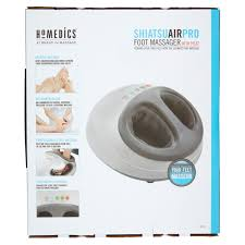 Top To Toe by Homedics Shiatsuairpro Foot Massager With Heat Walmart Com