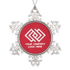 company logo ornaments keepsake ornaments zazzle