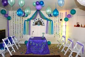 simple birthday decoration ideas at home interior design simple birthday party decoration themes home