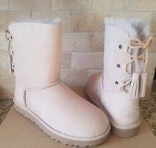 womens boots size 9 ebay ugg womens boots kristabelle horchata size 9 ebay