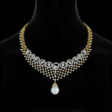 diamond sets images necklaces sets bloomy net diamond necklace