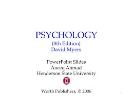 Counseling Children 8th Edition Henderson Psychology 8th Edition David Myers Ppt